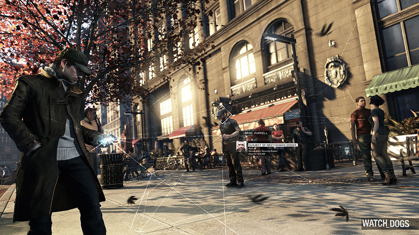 Jeu : Watch Dogs - Multi