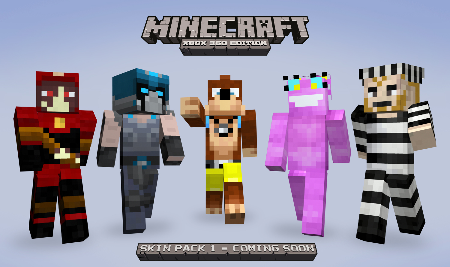 Jeu : Minecraft - Multi
