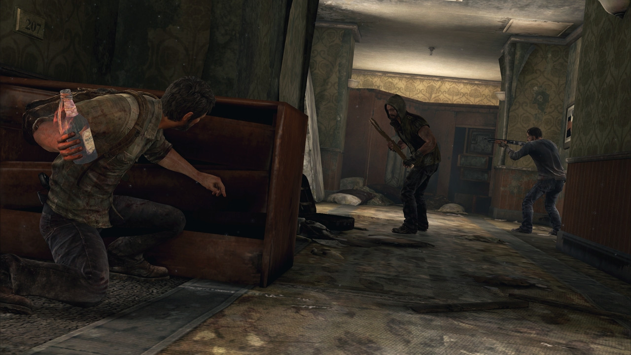 Jeu : The Last Of Us - Multi