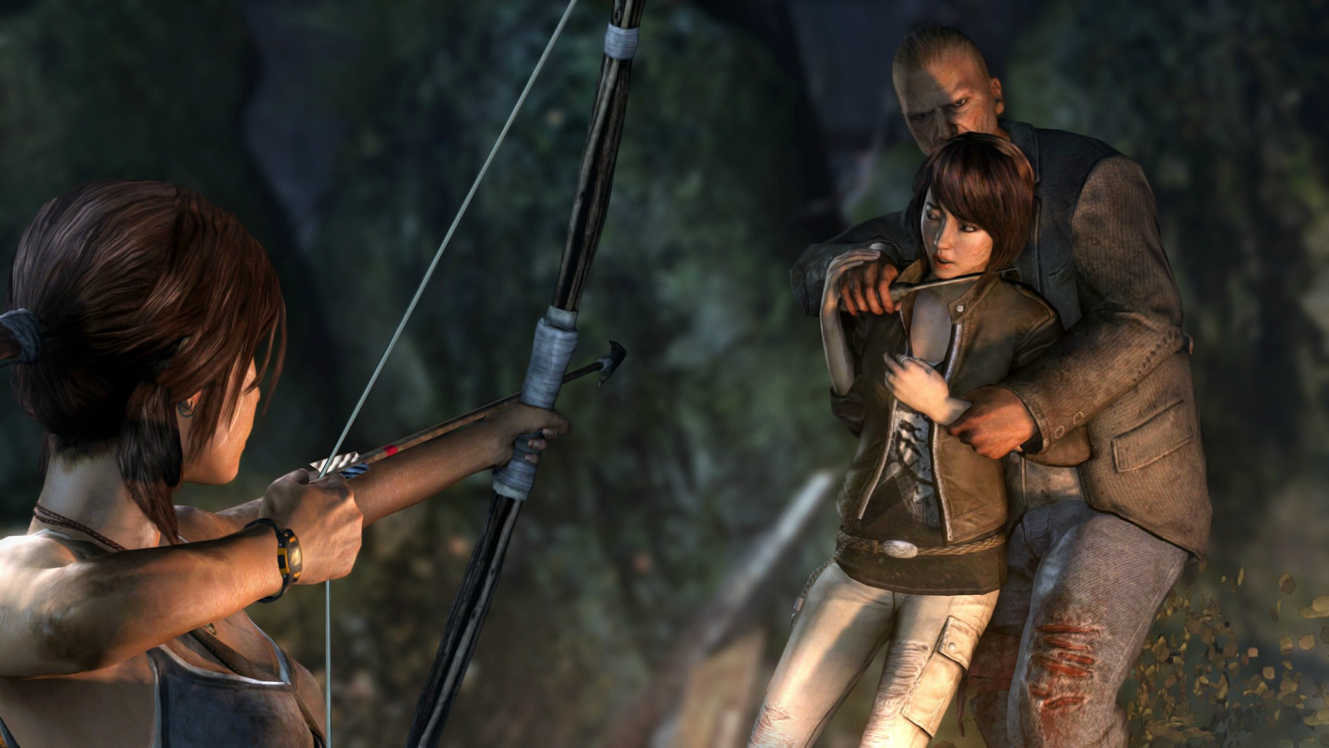 Jeu : Tomb Raider - Multi