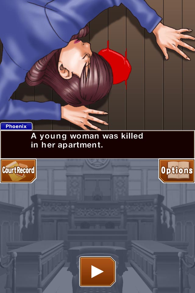Jeu : Phoenix Wright : Ace Attorney Trilogy HD - Multi