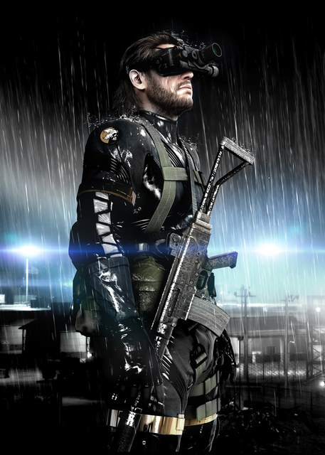 Jeu : Metal Gear Solid : Ground Zeroes - Multi