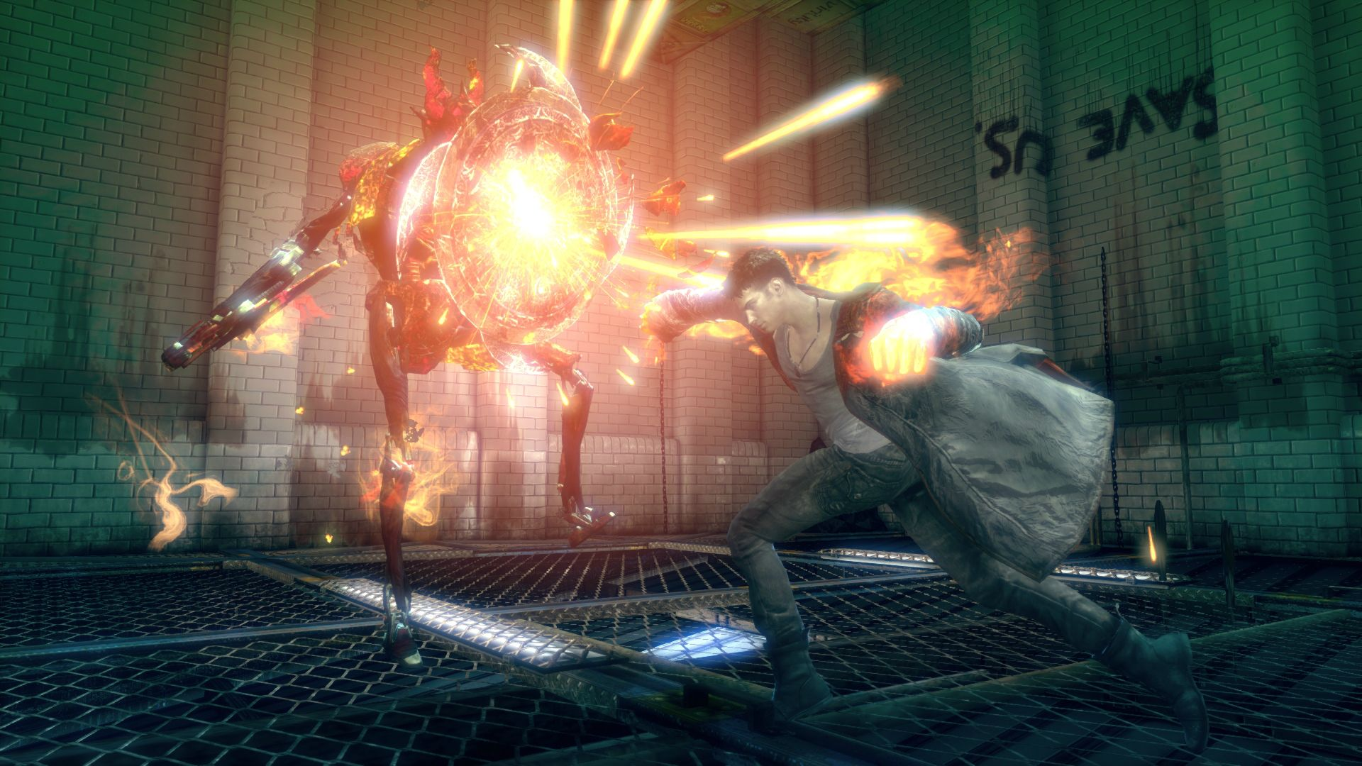 Jeu : DmC : Devil May Cry - Multi