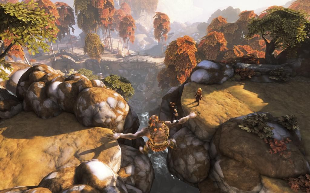 Jeu : Brothers : A Tale of Two Sons - Multi