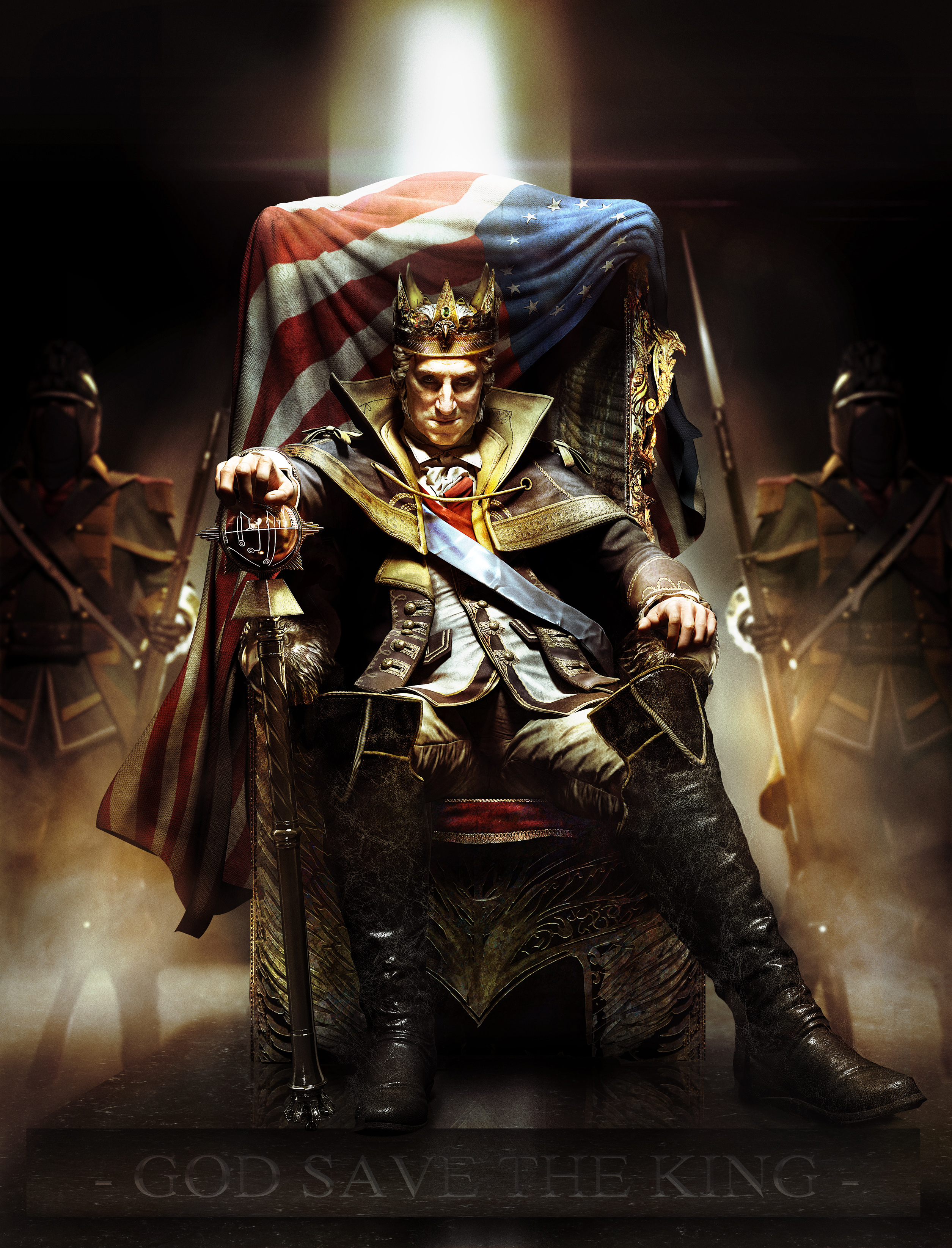 Jeu : Assassin's Creed 3 - Multi