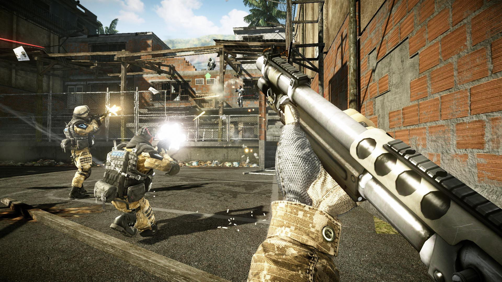 Jeu : Warface - Multi