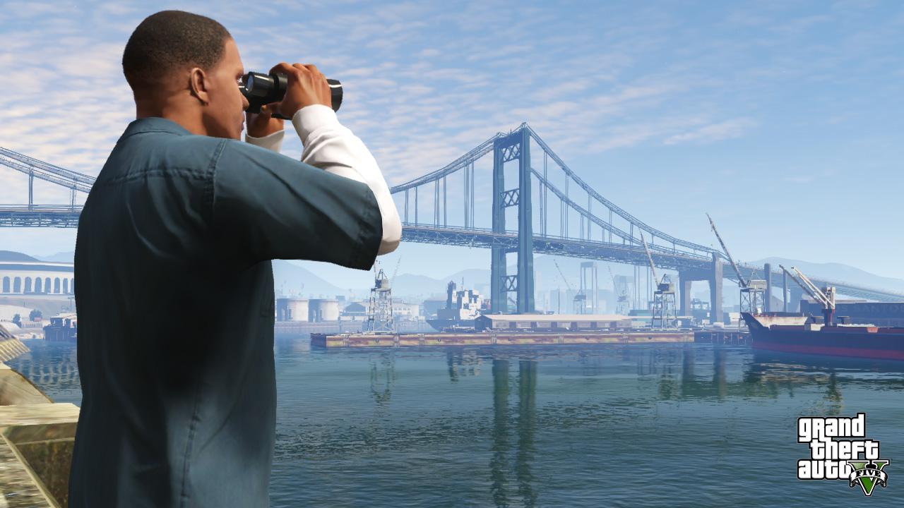Jeu : Grand Theft Auto V - Multi