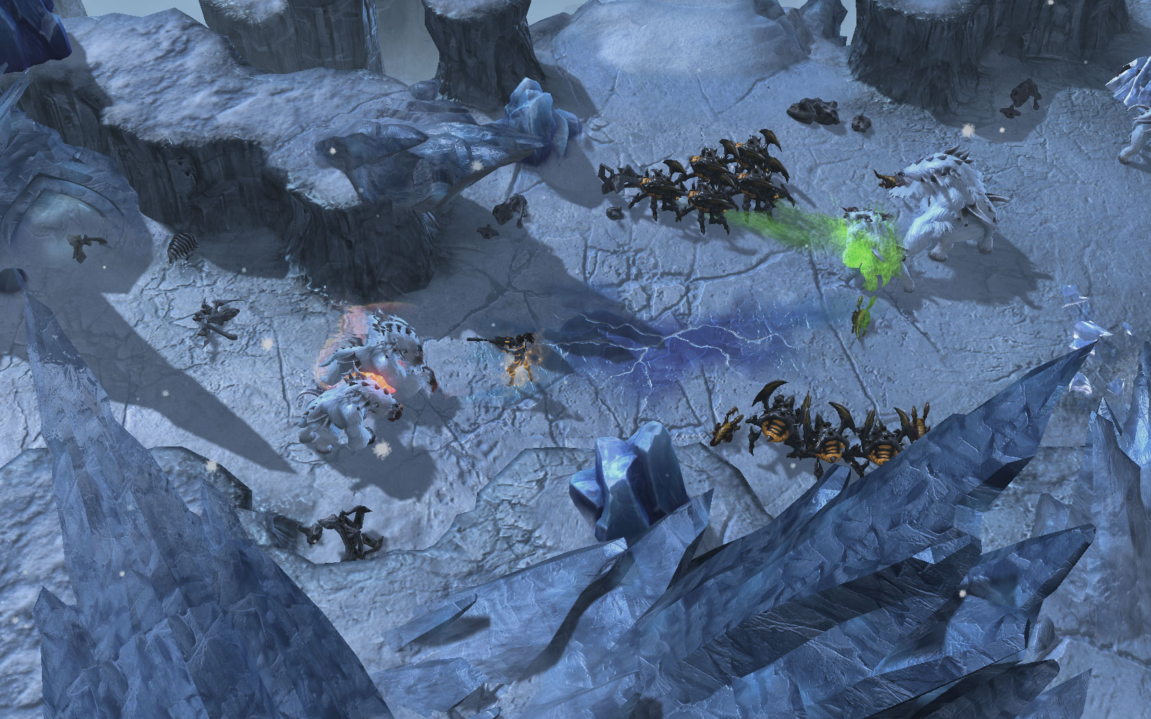Jeu : Starcraft 2: Heart of the Swarm - PC