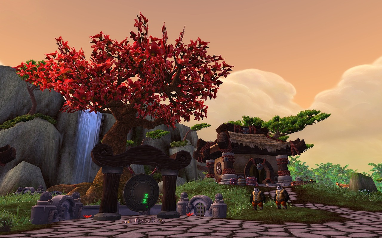 Jeu : World Of Warcraft:  Mists of Pandaria - Multi