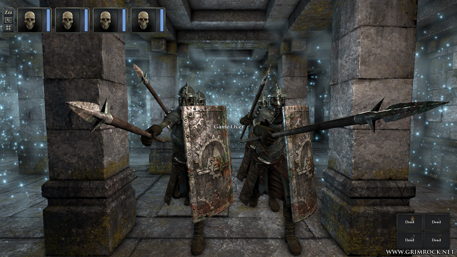 Jeu : Legend of Grimrock - Multi