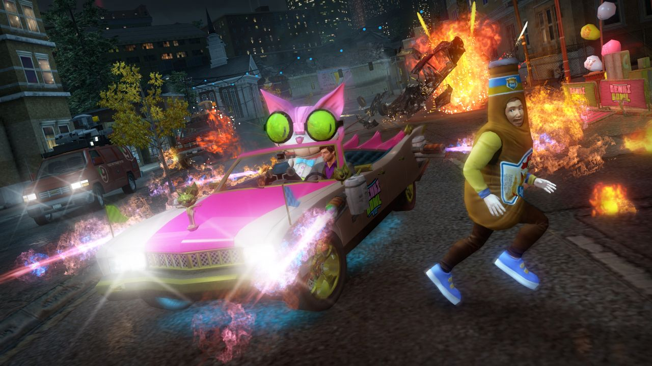 Jeu : Saints Row : The Third - PC