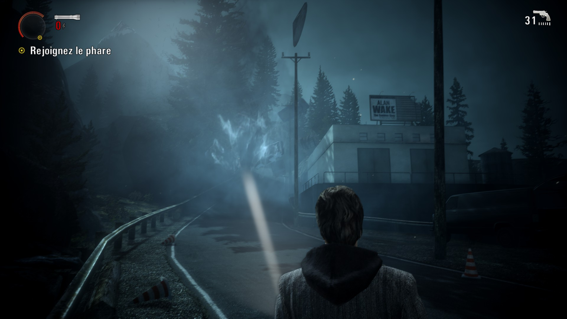 alan wake test